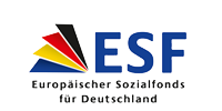 Logo Europäischer Sozialfond für Deutschland